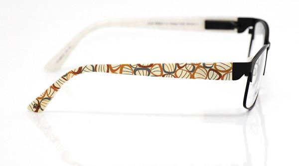 eye:max Wechselbügel 5850.01 Kunststoff Einzeller 60er hellbeige orange 135mm