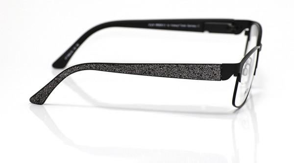 eye:max Wechselbügel 5662.02 Kunststoff Glitter/Glitzer silber 135mm