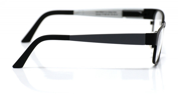 eye:max Wechselbügel 5601.461 Kunststoff grau matt 135mm