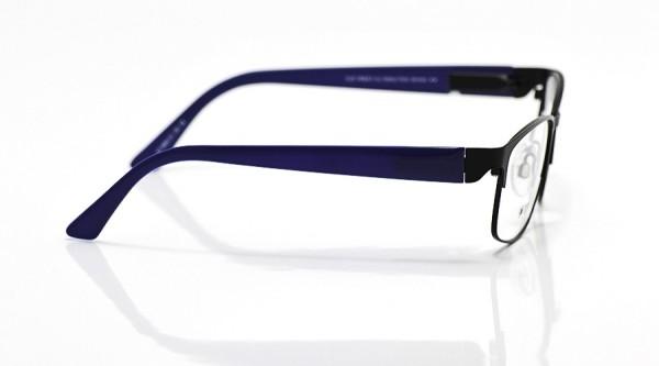 eye:max Wechselbügel 5602.12 Kunststoff royalblau glänzend 135mm