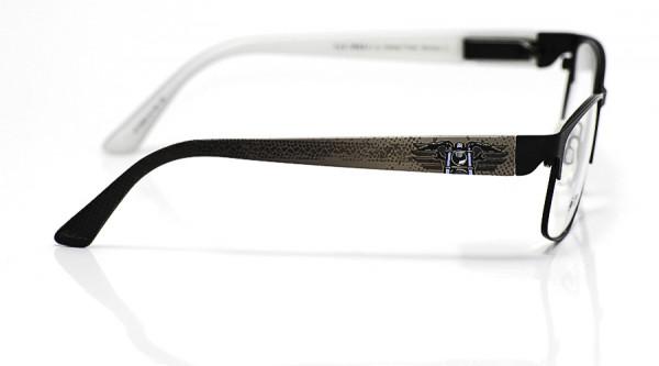 eye:max Wechselbügel 5550.12 Kunststoff Chopper braun 135mm