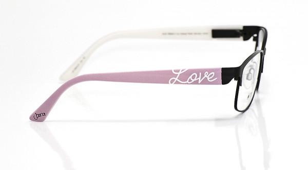 eye:max Wechselbügel 5652.07 Kunststoff Joana rosa/Love 135mm