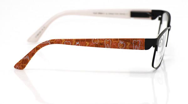 eye:max Wechselbügel 5882.006 Kunststoff Zahnarzt/rot 135mm