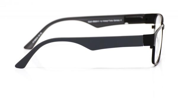 eye:max Wechselbügel 5606.03 Kunststoff grau matt 135mm