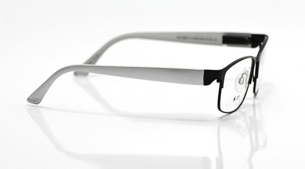 eye:max Wechselbügel 5602.09 Kunststoff silber glänzend 135mm