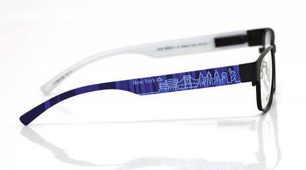 eye:max Wechselbügel 5896.0282 Kunststoff New York 138mm