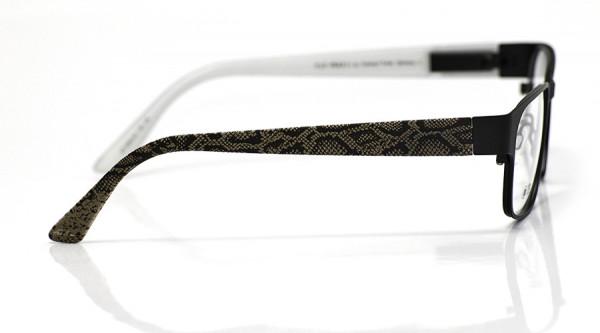 eye:max Wechselbügel 5552.03 Kunststoff Python Haut braun 135mm