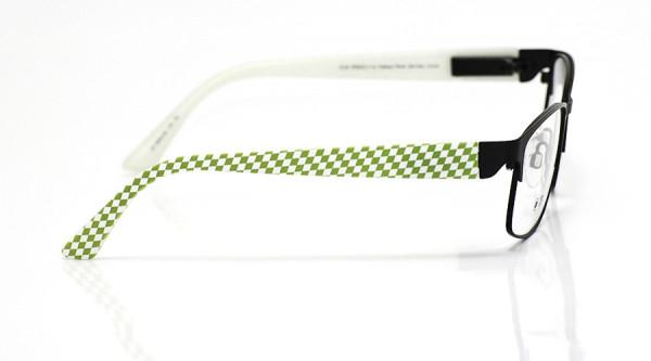 eye:max Wechselbügel 5654.08 Kunststoff Raute grün 135mm
