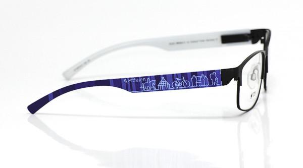 eye:max Wechselbügel 5815.07 Kunststoff Westfalen blau 138mm