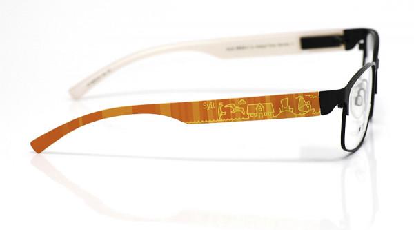 eye:max Wechselbügel 5876.03 Kunststoff Sylt orange 138mm
