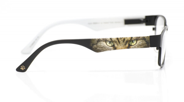eye:max Wechselbügel 5406.02 Kunststoff Katzenaugen 135mm