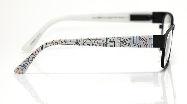 eye:max Wechselbügel 5882.021 Kunststoff Architekt grau 135mm