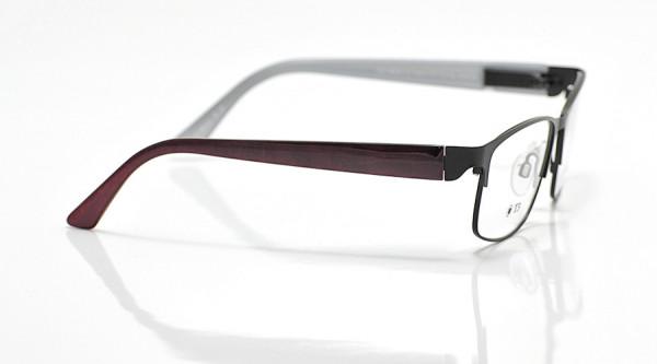 eye:max Wechselbügel 5625.04 Kunststoff rot metallic 135mm