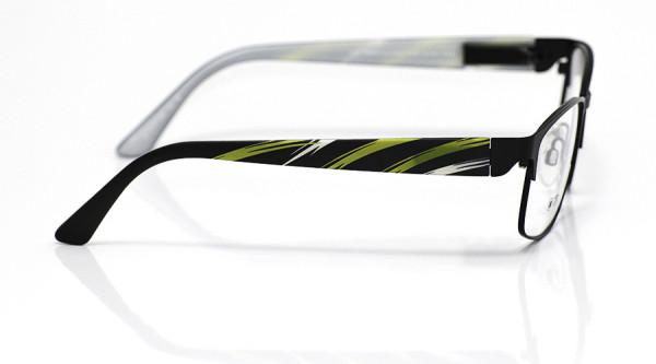 eye:max Wechselbügel 5701.256 Kunststoff schwarz gelb 135mm