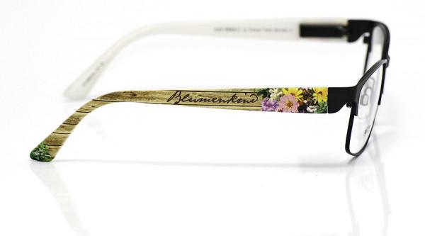eye:max Wechselbügel 5825.02 Kunststoff Blumenkind braun 135mm