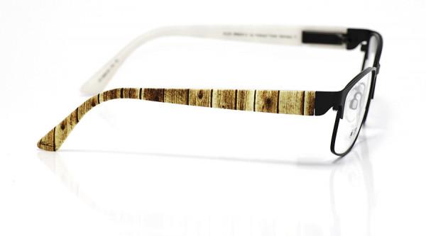 eye:max Wechselbügel 5805.02 Kunststoff Holz Dielen braun 135mm