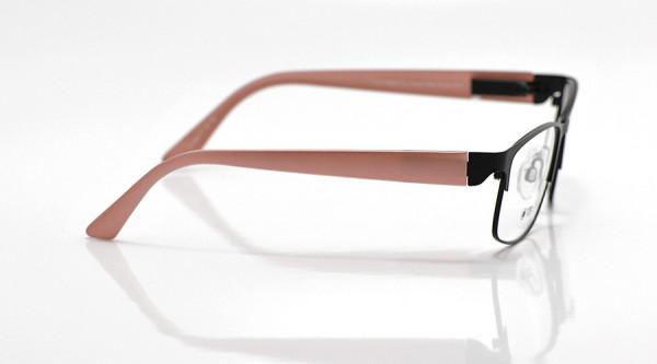 eye:max Wechselbügel 5604.13 Kunststoff rose metallic 135mm