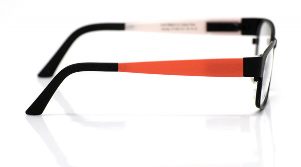 eye:max Wechselbügel 5601.531 Kunststoff chrystal pink 135mm