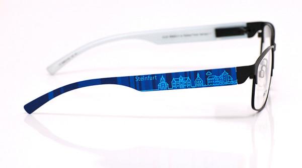 eye:max Wechselbügel 5896.0162 Kunststoff Steinfurt blau 138mm