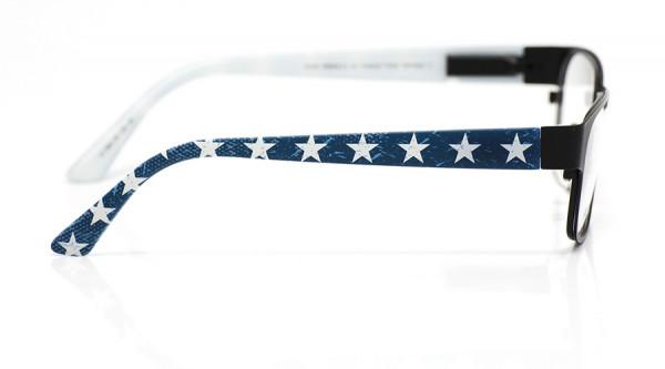 eye:max Wechselbügel 5891.08 Kunststoff Sterne dunkelblau 135mm
