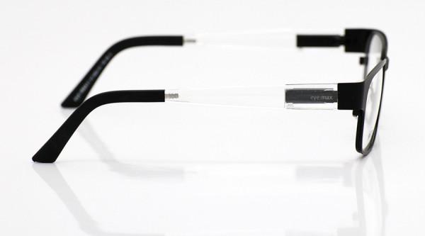 eye:max Wechselbügel 5602.141 Kunststoff kristall glänzend 135mm