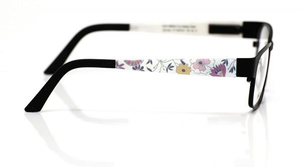 eye:max Wechselbügel 5445.031 Kunststoff naivgemaltes Blumenmuster 135mm