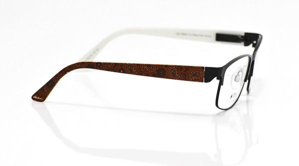 eye:max Wechselbügel 5674.02 Kunststoff Paisley rot 135mm