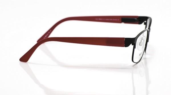eye:max Wechselbügel 5601.03 Kunststoff brombeer matt 135mm