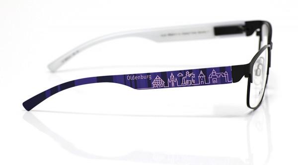 eye:max Wechselbügel 5875.01 Kunststoff Oldenburg lila 138mm