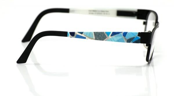 eye:max Wechselbügel 5579.031 Kunststoff Mosaikoptik matt 135mm