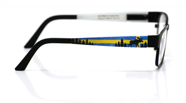 eye:max Wechselbügel 5807.041 Kunststoff Fahne Schweden Sverige 135mm