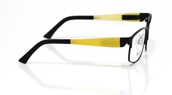 eye:max Wechselbügel 5801.08 Kunststoff gelb glänzend 125mm