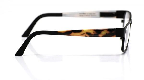 eye:max Wechselbügel 5475.01.135 Kunststoff havanna 135mm