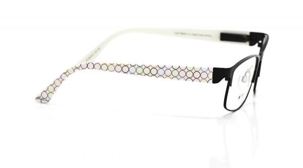 eye:max Wechselbügel 5672.01 Kunststoff Kreis Linien weifl 135mm