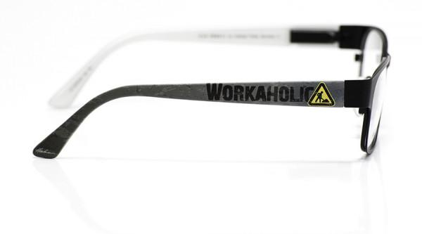 eye:max Wechselbügel 5578.06 Kunststoff Gefahrenzeichen Workaholic 135mm