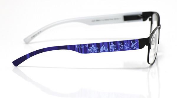 eye:max Wechselbügel 5881.02 Kunststoff Emsland blau 138mm