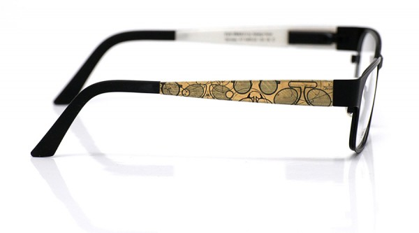 eye:max Wechselbügel 5465.02 Kunststoff Steampunk 135mm