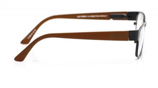 eye:max Wechselbügel 5601.48 Kunststoff brunette matt 135mm