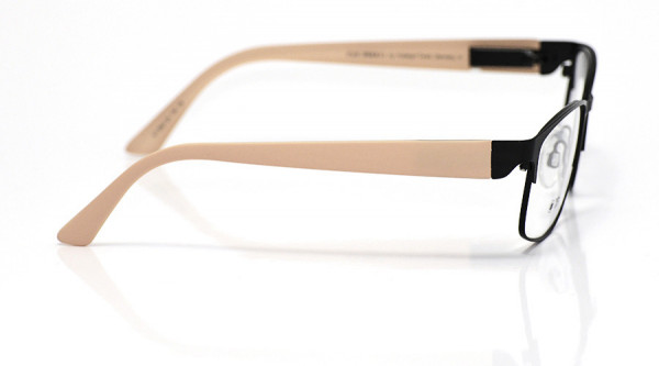 eye:max Wechselbügel 5601.24 Kunststoff Peach matt 135mm