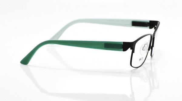 eye:max Wechselbügel 5603.05 Kunststoff grün Perleffekt 135mm