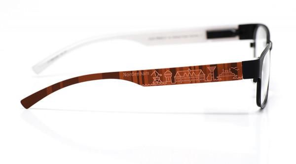 eye:max Wechselbügel 5896.0458 Kunststoff Nordenham bordeaux 138mm