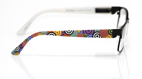 eye:max Wechselbügel 5860.01 Kunststoff Bunte Kreise 80er 135mm