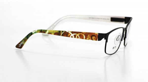 eye:max Wechselbügel 5666.05 Kunststoff Herbst + Kreise 135mm