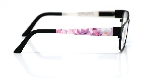 eye:max Wechselbügel 5469.01 Kunststoff Blumenmuster 135mm