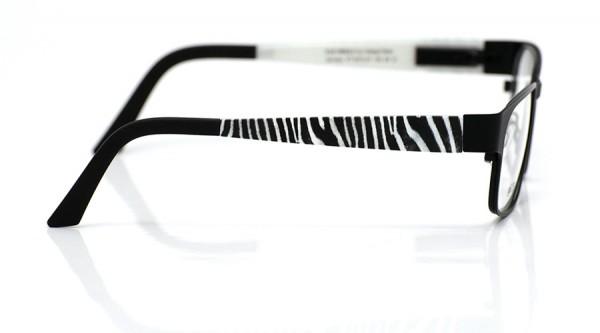 eye:max Wechselbügel 5472.07 Zebramuster 135mm