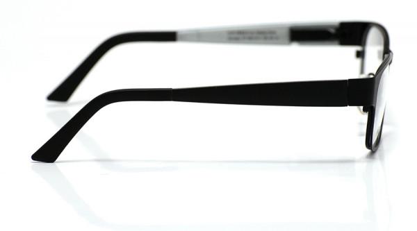 eye:max Wechselbügel 5601.011 Kunststoff schwarz matt 135mm