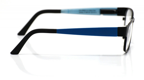eye:max Wechselbügel 5601.341 Kunststoff blau matt 135mm