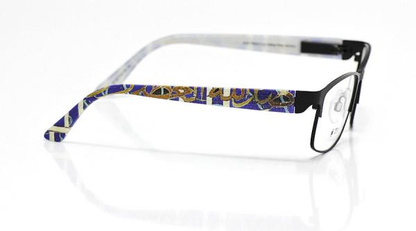 eye:max Wechselbügel 5677.03 Kunststoff blau braun 135mm