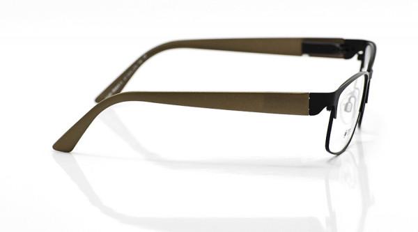 eye:max Wechselbügel 5604.02 Kunststoff braun metallic 135mm