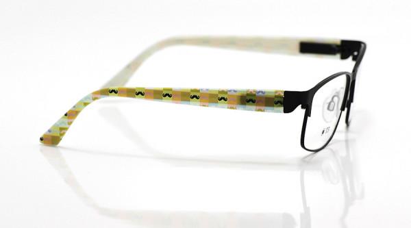eye:max Wechselbügel 5622.04 Kunststoff Moustache Muster 135mm